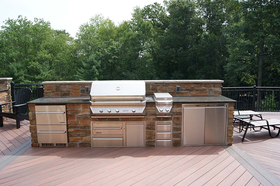 Beau Home · Gallery; Outdoor Kitchens