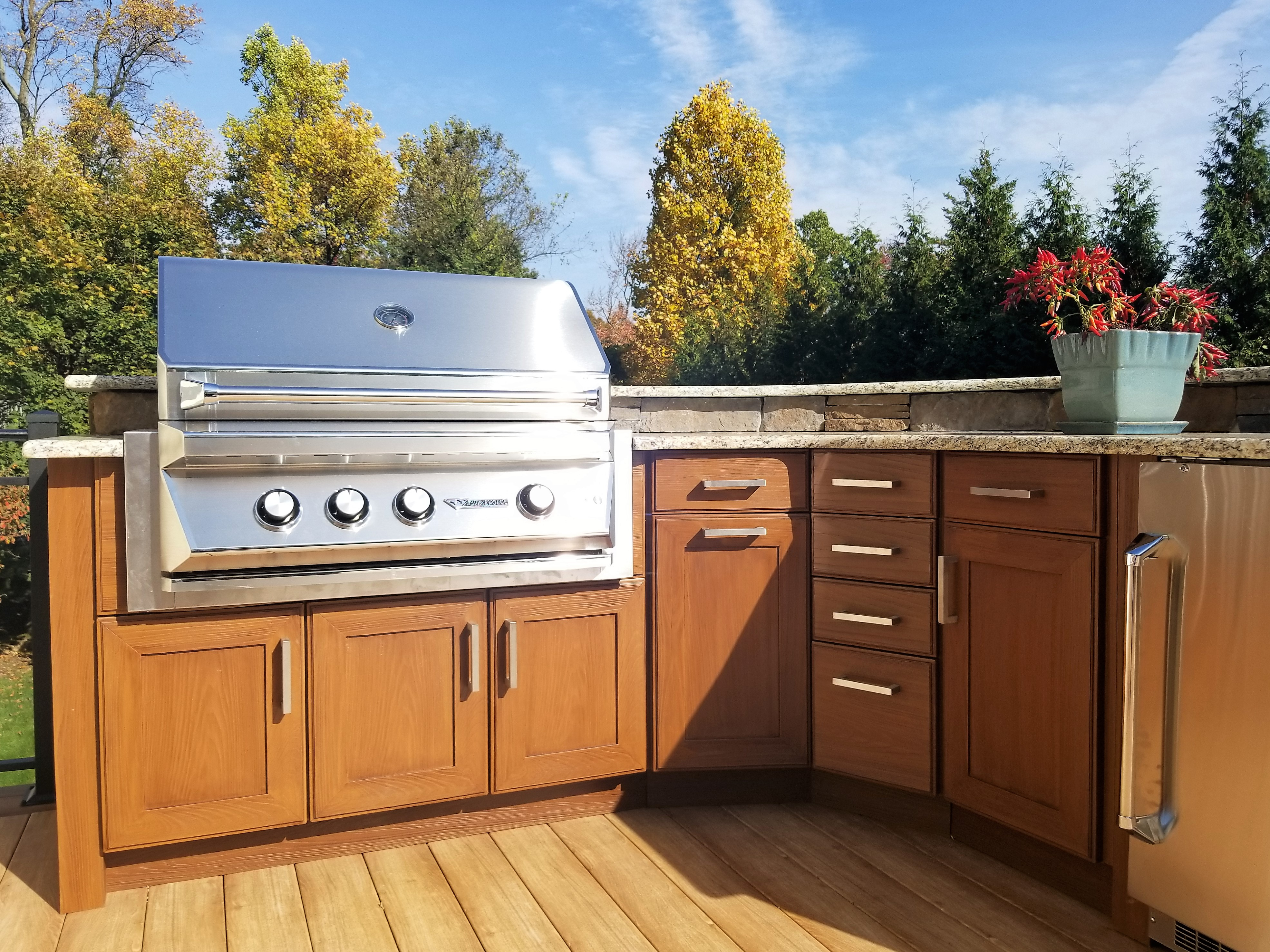 Outdoor Kitchen s Custom Kitchens Big Green Egg