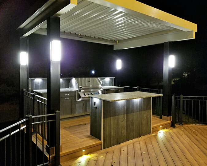 Outdoor Kitchens, Award winning