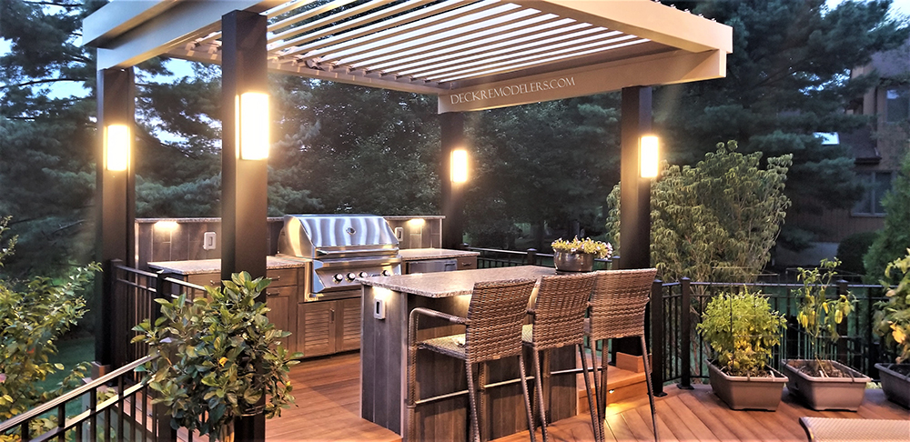 Naturekast Outdoor Summer Kitchen Cabinet Gallery: Outdoor Kitchen Photos